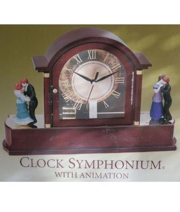 Gold Label Clock Symphonium